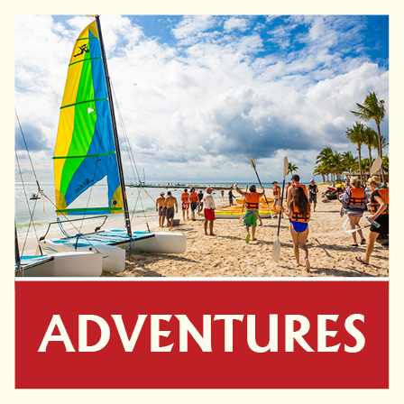 Adventures - Sailboats on beach