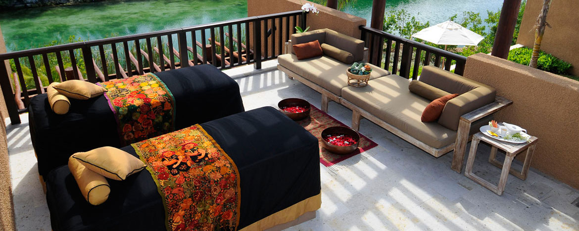 Banyan Tree Mayakoba Luxury Resort Spa Pool Villa