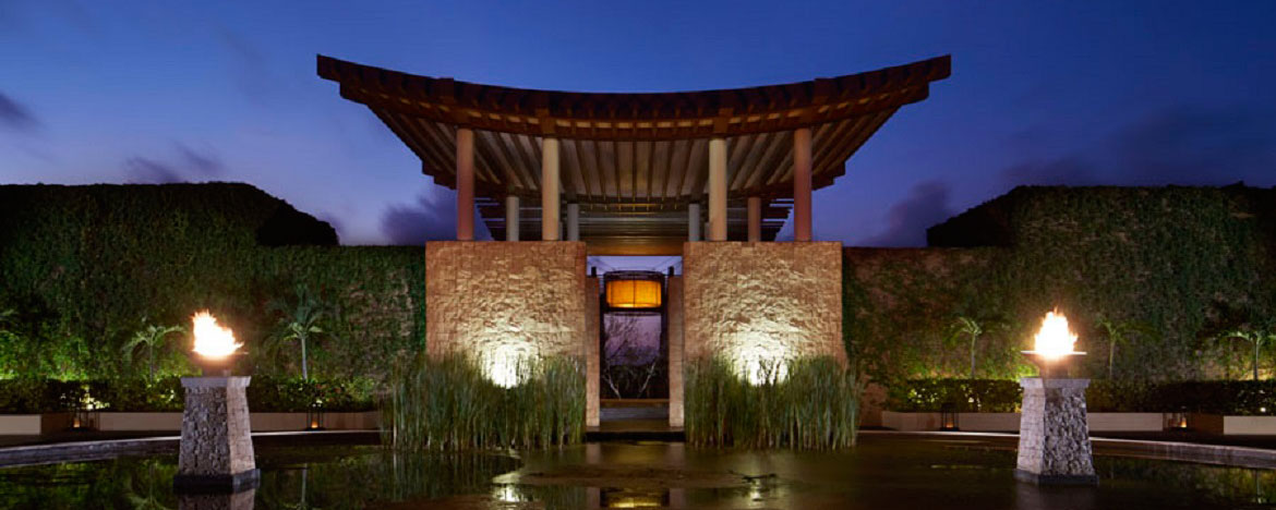Banyan Tree Mayakoba luxury resort