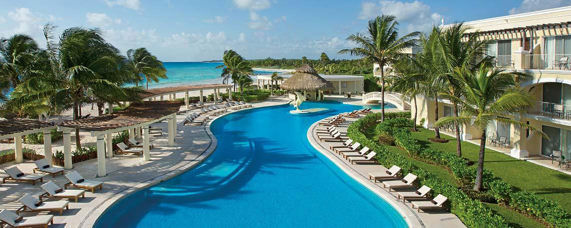 Dreams Tulum Pool & Luxury Resort in Caribbean